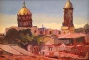 Rooftops of San Miguel de Allende