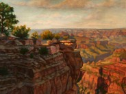 Grand Canyon by Morning Light