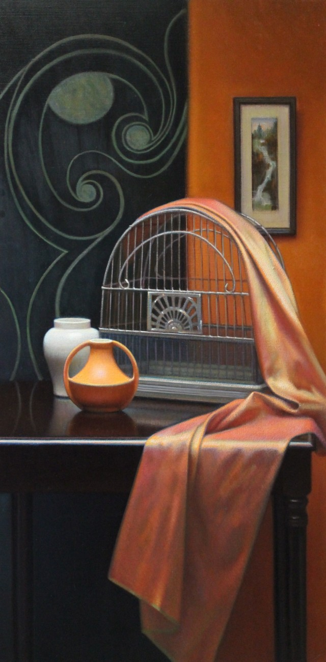 Robin Redbreast in a Cage Puts all Heaven in a Rage