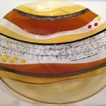 Amber platter 1