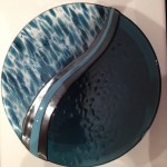Blue Metal bowl 2