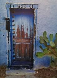 Locked in Blue