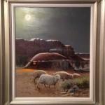 Shaddix The Navajo Moon