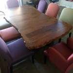 MESQUITE table with chairs