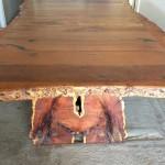 Mesquite table leg jpg